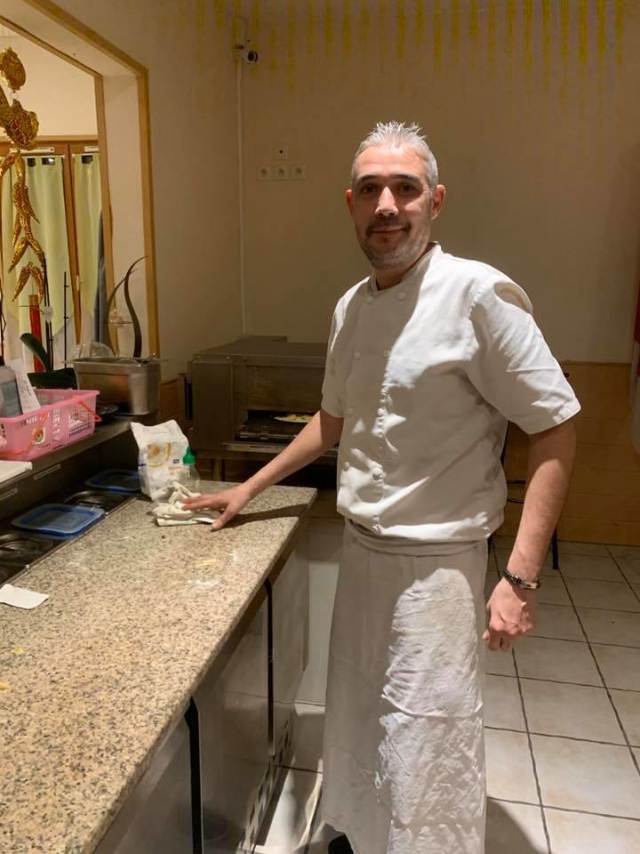 Restaurant, Dragon Nuage Les Bosquets à Brie